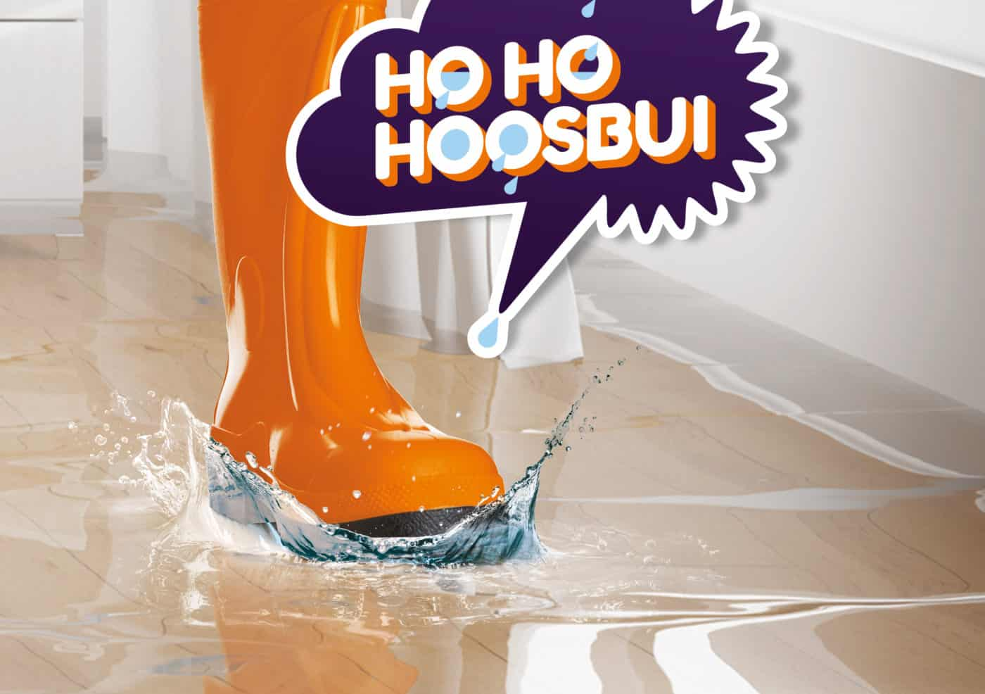 Hohohoosbui campagnebeeld